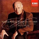 Vaughan Williams:Symphonies Nos.8 & 9