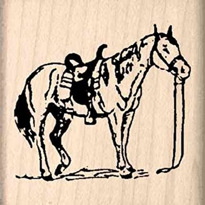 Stamps by Impression Horse Rubber Stamp: Arts, Crafts & Sewing