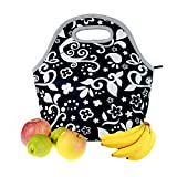 Insulated Neoprene Lunch Bag For Women Girls Adults Kids lunch Tote For Work Office Picnic School