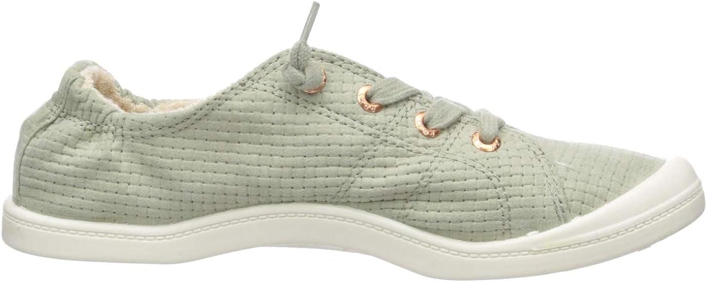 Roxy Women's Bayshore Slip On Shoe Lichen