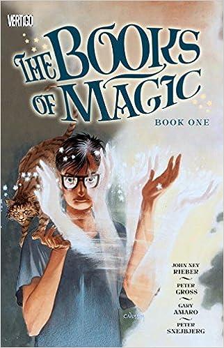 Books of Magic Book One (The Books of Magic)