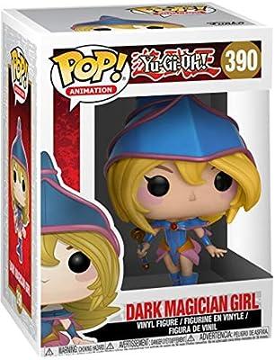 FUNKO POP YU-GI-OH! DARK MAGICIAN GIRL 390 27452 VINYL FIGURE ANIMATION