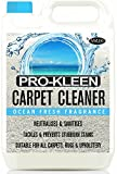 5L of Pro-Kleen x Mylek Ultima+ Professional Carpet & Upholstery Shampoo – Ocean Fresh Fragrance -...