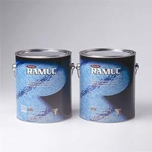 RAMUC Pool Paint Type EP HiBuild Epoxy Swimming Pool Paint - White (2 Gallon) 912231102
