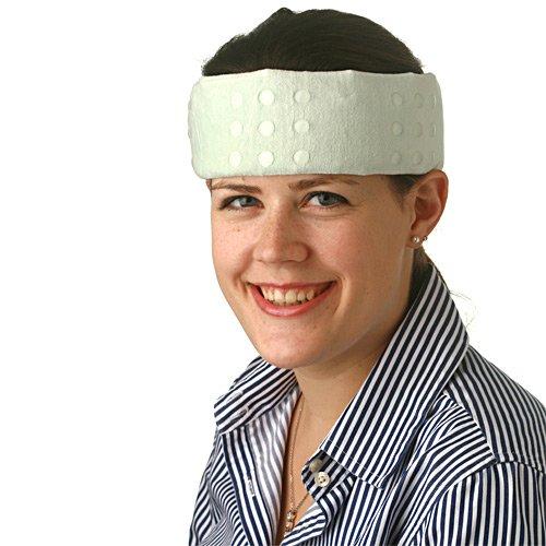 Akupressur in der Schwagerschaft, hilft gegen Kopfschmerzen und Verspannungen