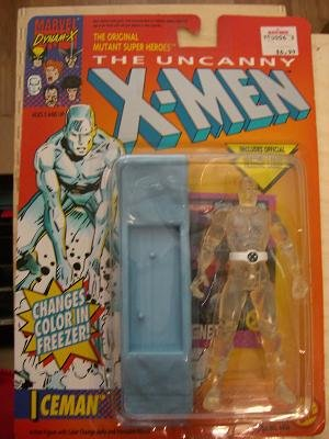 Used, Toy Biz Marvel The Uncanny X-Men Ice Man Action Figure for sale  Delivered anywhere in USA