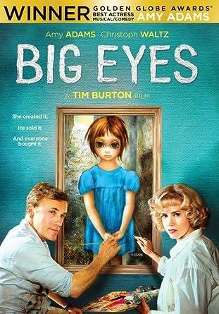 amazon com big eyes amy adams christoph waltz danny huston jon