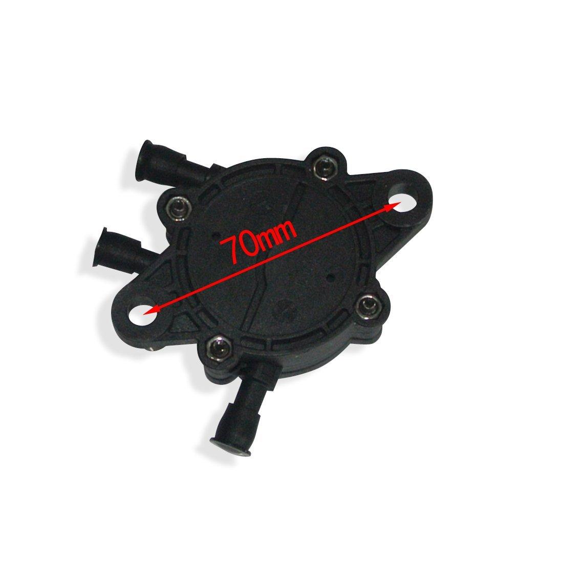JRL Fuel Pump Replace Kohler John Z225 Z245 For Honda GC190 GC160 GCV520 Engine Huang Machinery