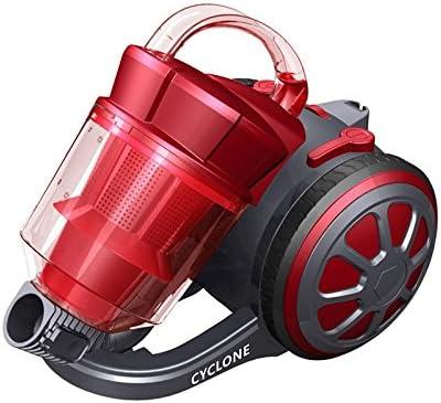 Cyclone Aspirador multiciclónico sin Bolsa AC16 Turbo 1600W Rojo ...