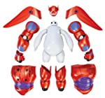 Big Hero 6 Armour-Up Baymax Figure