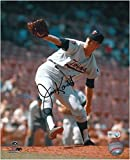 """Jim Kaat Minnesota Twins Autographed 8"""" x 10"""" Pitching Photograph - Fanatics Authentic Certified - Autographed MLB Photos"""