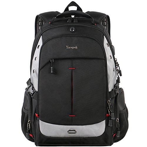 Backpack Computer Waterproof Charging Multi Compartments