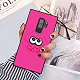 Squid Splatoon Pink Galaxy S9 Plus (2018) 6.2' Phone Case