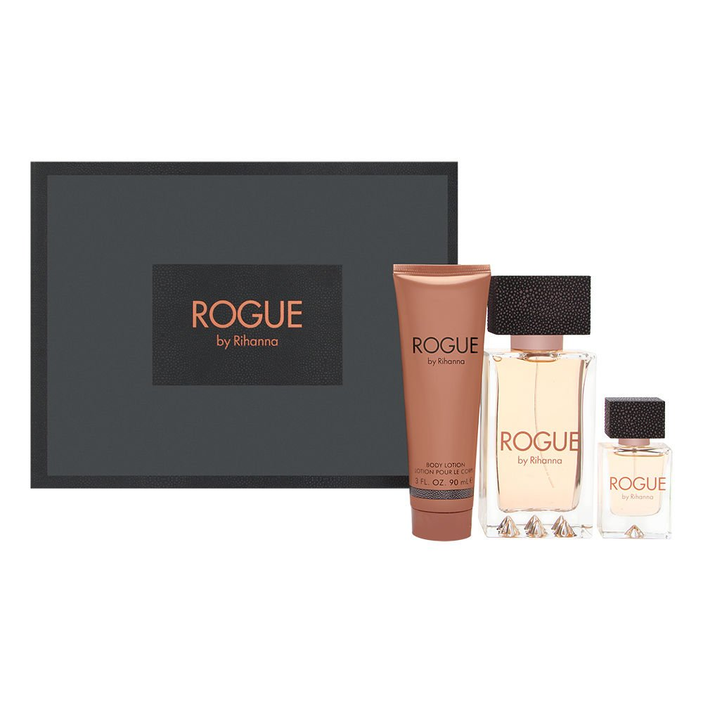amazoncom rihanna 4 piece gift set for women nude