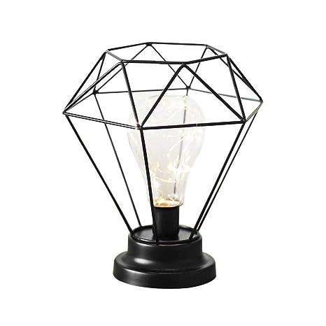 Gzq Led Desk Lamp Bedside Decorative Night Light Usb Or Battery