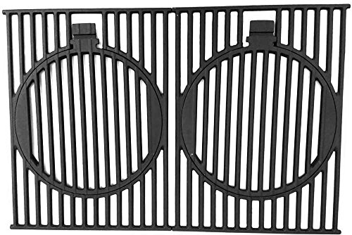 (Cast Iron Grate For Stok SGP4130N, SGP4330, SGP4330SB Gas Models, Set of)