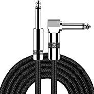 Guitar Cable 10ft New bee Electric Instrument Cable Bass AMP Cord for Electric Guitar, Bass Guitar, Electric M
