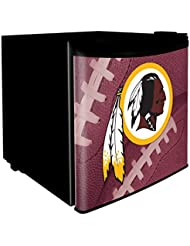 Washington Redskins 1.7 Cubic Foot Dorm Size Fridge