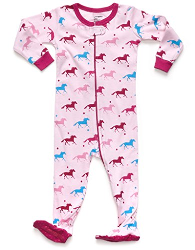 Leveret Horse Footed Pajama 6-12 Months