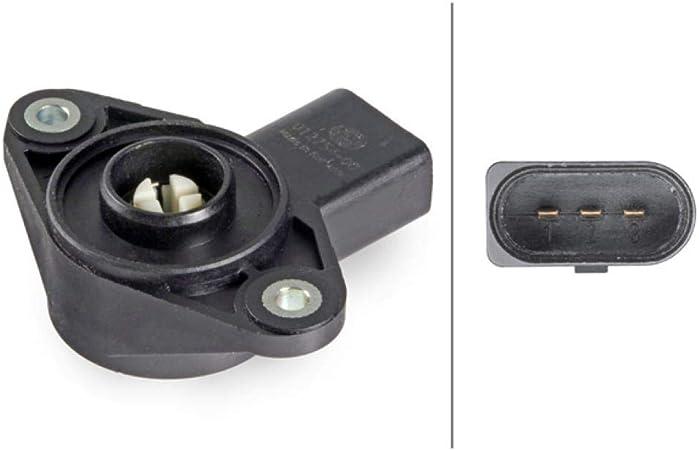 Hella 6pd 012 754 001 Sensor Saugrohrumschaltklappe 3 Polig Geschraubt Auto