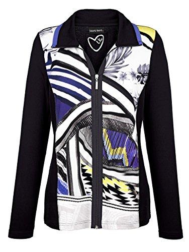 Damen Shirtjacke mit Druckdessin 44 by Laura Kent