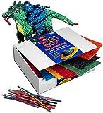 Wikki Stix Big Count Box Gear Art And Craft Toys, 2017 Christmas Toys