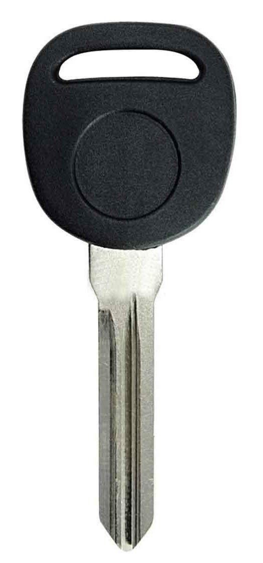 KeylessCanada ©  1x New Replacement Keyless Transponder Ignition Key B111-PT ID 46 for Chevy GMC Buick Suzuki XL-7. Circle +
