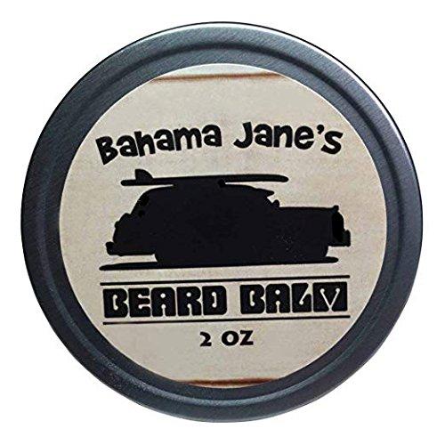 Bahama Jane's Beard Balm, 2 Oz
