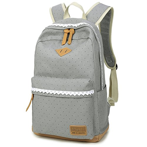 à Gris porter Sac LLFS backpack pour l'épaule à femme gzRqYcwU