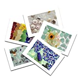 Sea Glass Postcard Prints. 10 Pack, 4x6, 2 - Best Reviews Guide