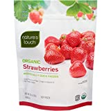 Nature's Touch Organic Fruits, Strawberries 32 oz. (6 Count)