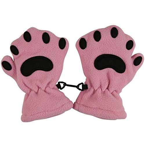Price comparison product image Bearhands Mittens Toddler/Pink