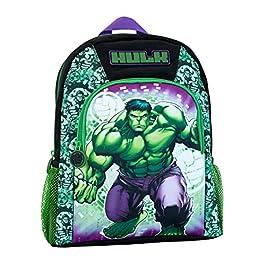 zaino hulk per bambino