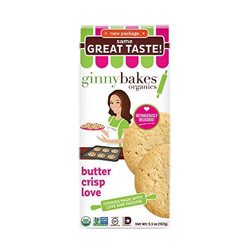 ginnybakes organics Organic Gluten Cookies product image