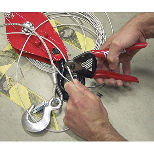 Sealey AK503 Wire Rope//Spring Cutter 190 mm
