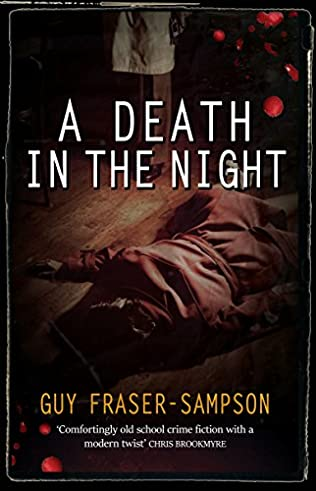 book cover of A Death in the Night