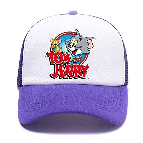 Baseball Caps Gorras Hat Girl and de Women for 6W2AF1 Boy Trucker Purple Men J Tom Béisbol BYwxH0qX0