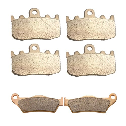 2005-2007 BMW R1200GS Adventure Sintered HH Front /& Rear Brake Pads