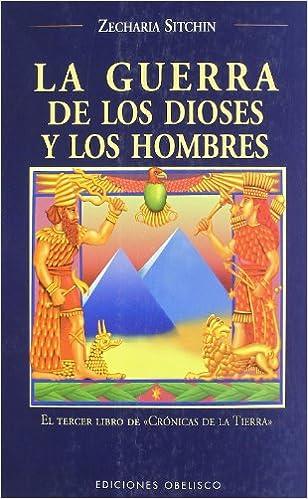 Resultado de imagen para LA GUERRA DE LOS DIOSES Y HOMBRES