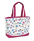 High Sierra Shelby Tote (Birds on a Wire Cerise) For Sale