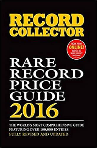 Rare Record Price Guide 2016 (Record Collector): Amazon co uk: Andy