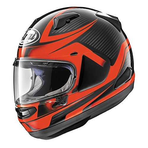 - Arai Signet-X Gamma Red Full Face Helmet - Large