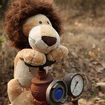 Amazon.com: Envío Gratis 13.8 inch León lindo León muñeca ...