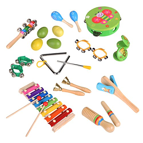 - Kids Musical Instruments- Xylophone Toys Gift Set for Child Children Party