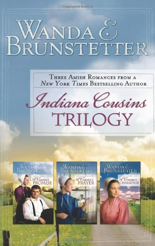 book cover of Indiana Cousins Trilogy