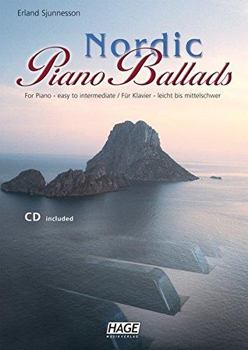 Nordic Piano Ballads + Audio-CD
