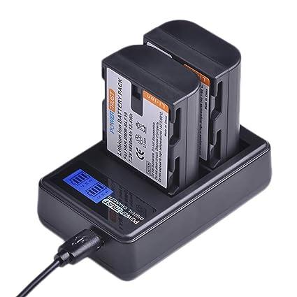 Batería DMW-BLF19 DMW-BLF19E DMW-BLF19PP Panasonic Lumix GH3 GH3K GH4 1860mAh
