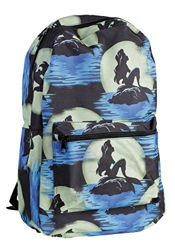 Disney Ariel Poster Art Sublimated Backpack