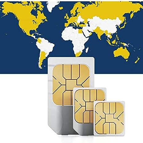 Tarjeta SIM de Datos de Alta Velocidad de 3GB prepagada para ...