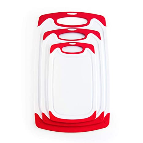 Compra YILANS Tabla de Cortar, BPA Libre Plástico Tablas de ...